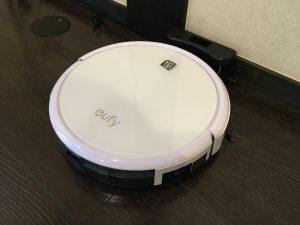 鎌倉のシェアオフィスのロボット掃除機